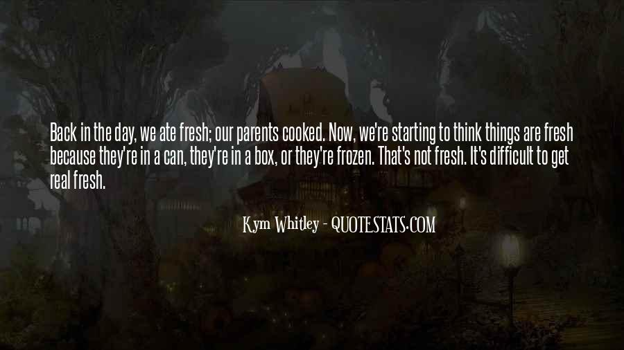 Whitley Quotes #1792149