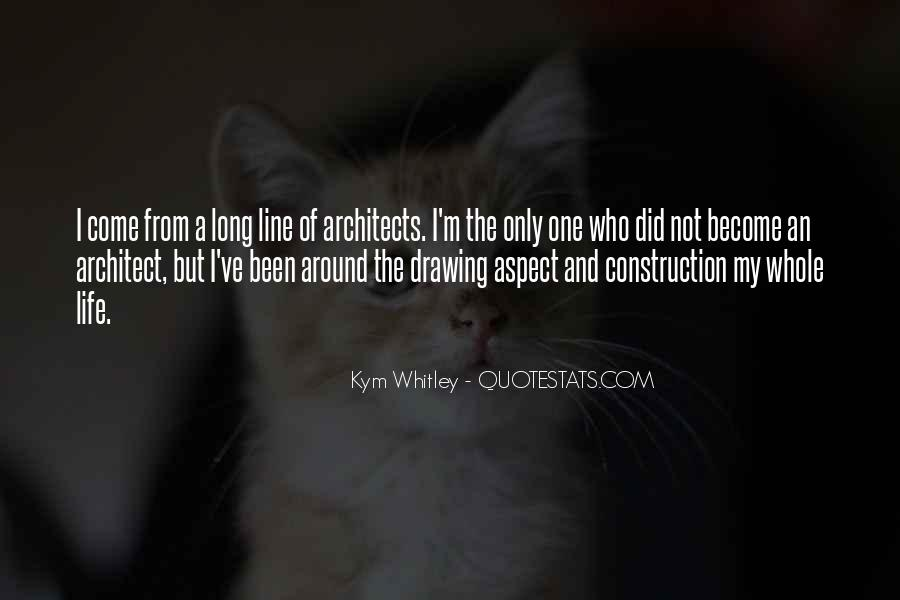 Whitley Quotes #2103