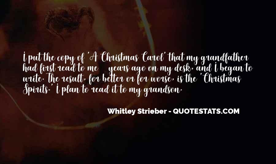 Whitley Quotes #382161