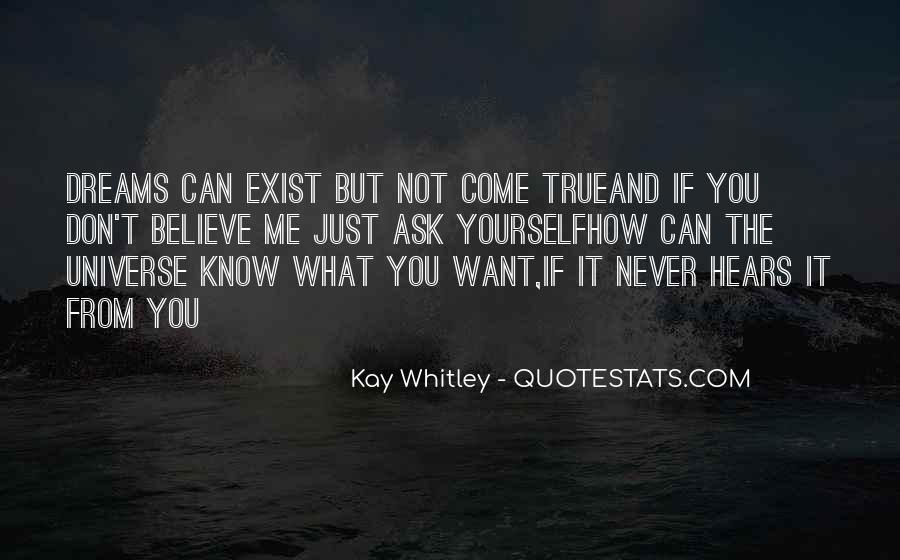 Whitley Quotes #439175