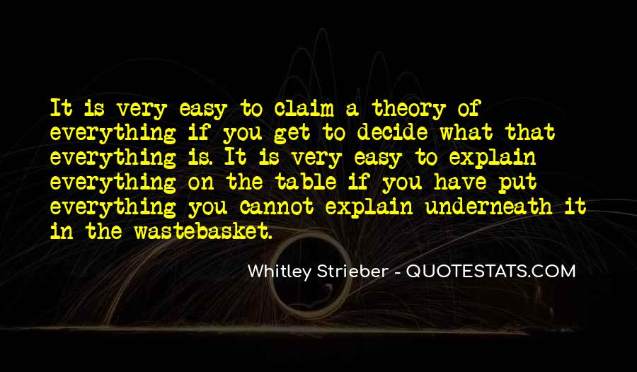 Whitley Quotes #860456