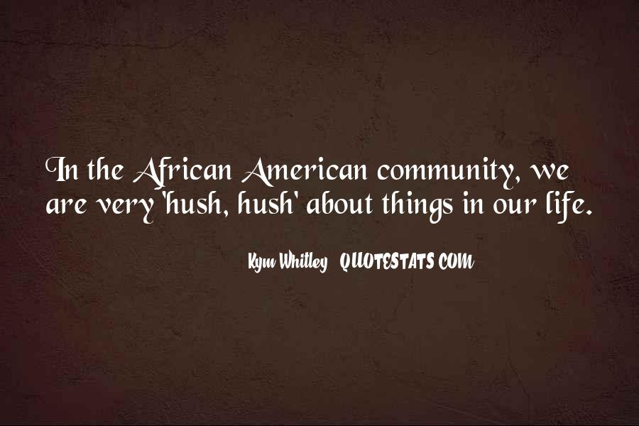 Whitley Quotes #913789