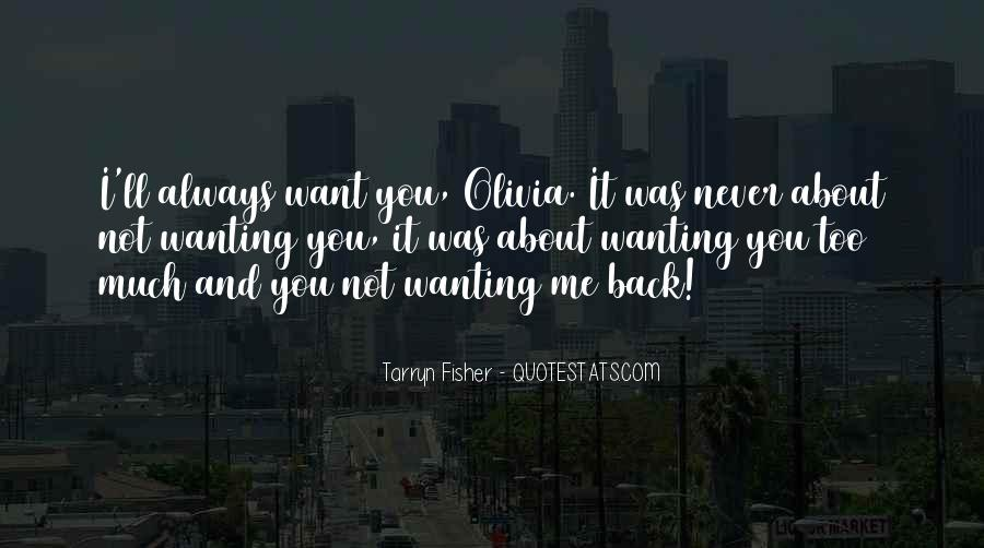 Quotes About Not Wanting Your Ex Back #88673