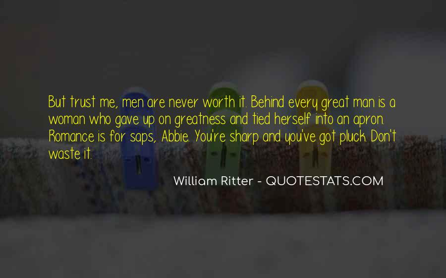 Who Got Me Quotes #230420