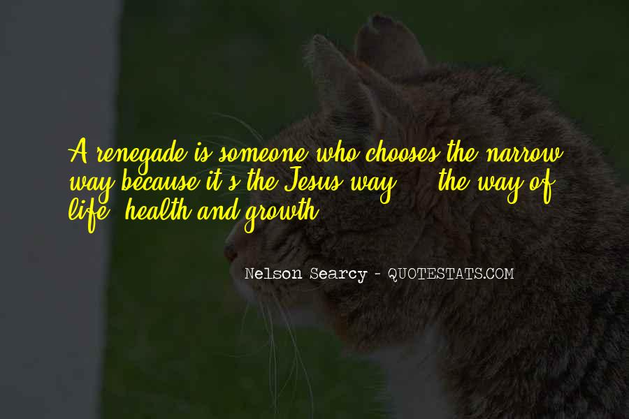 Who Health Quotes #101803