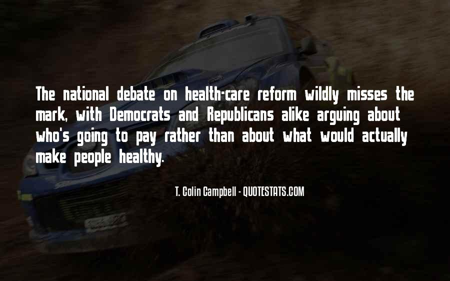 Who Health Quotes #128586