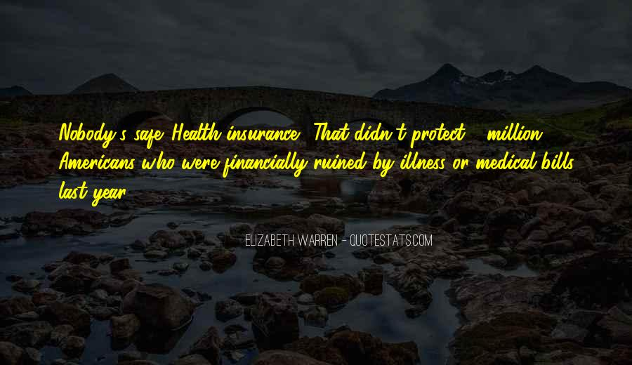 Who Health Quotes #137449