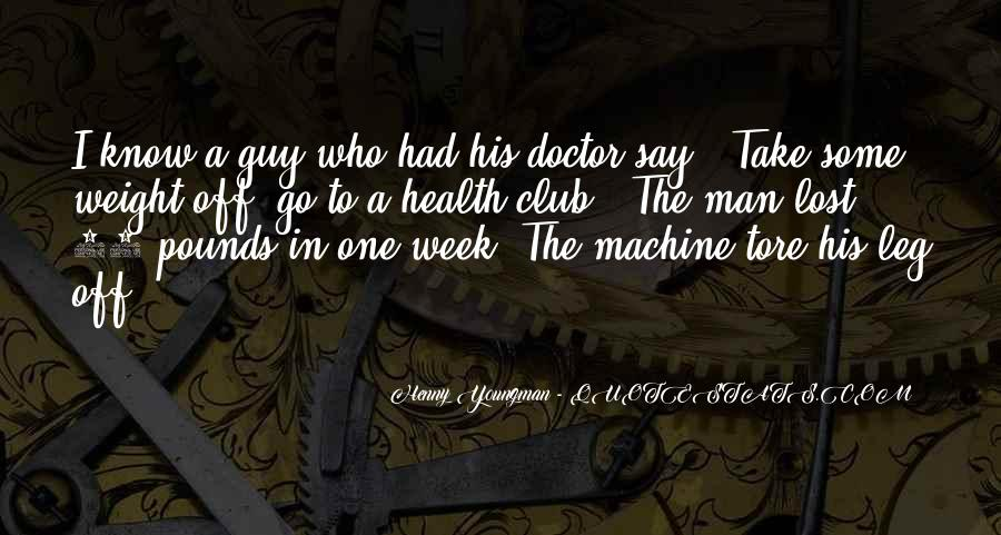 Who Health Quotes #159316