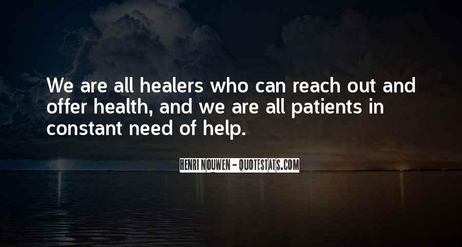 Who Health Quotes #350424