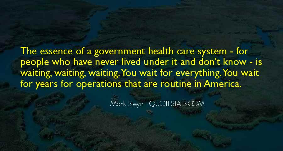 Who Health Quotes #353897