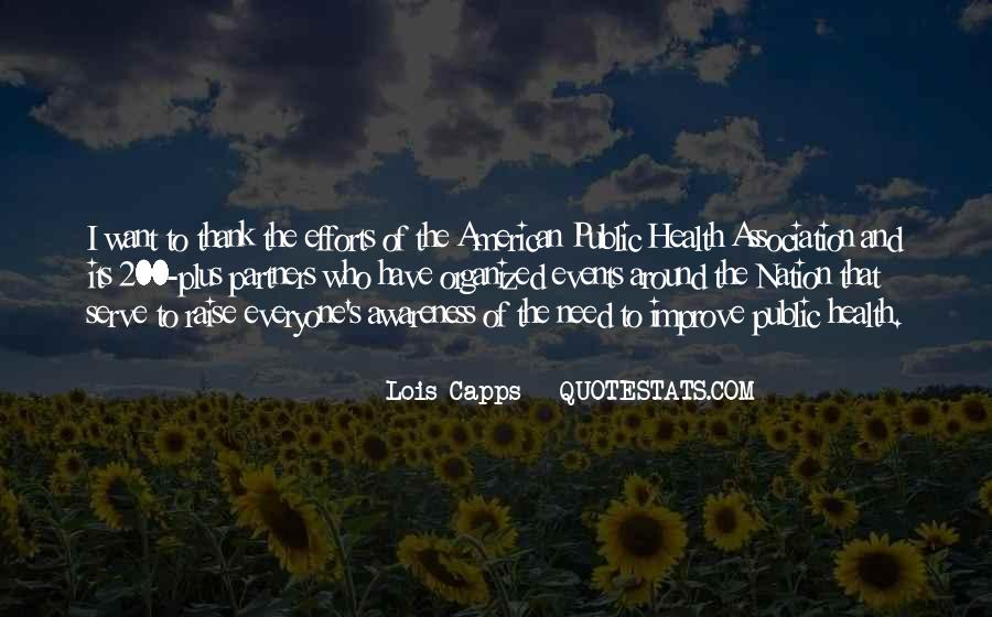 Who Health Quotes #75016