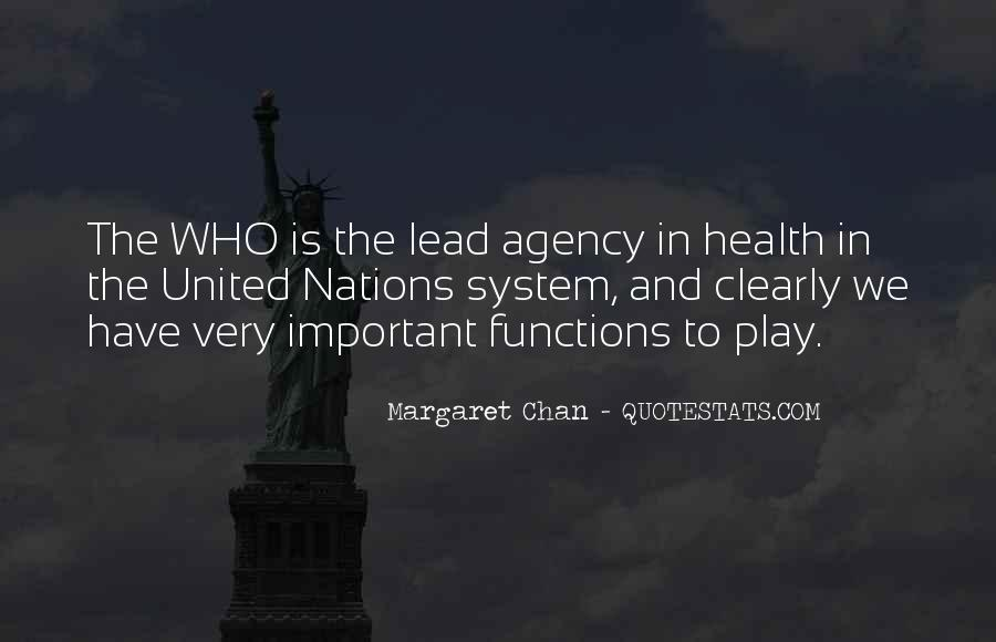 Who Health Quotes #76302