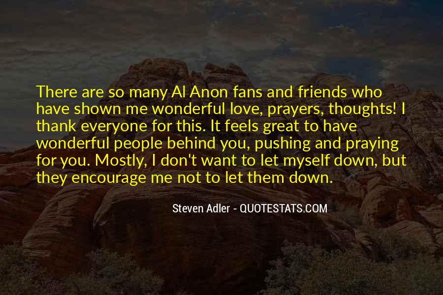 Who Is Anon Quotes #893359