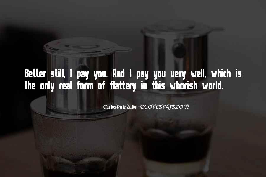 Whorish Quotes #850568