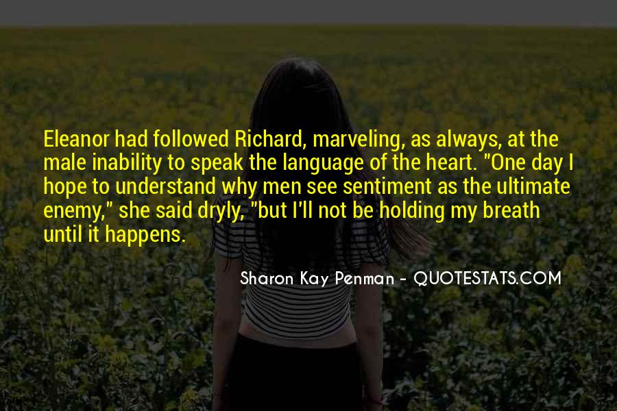 Why Always Happens To Me Quotes #73949