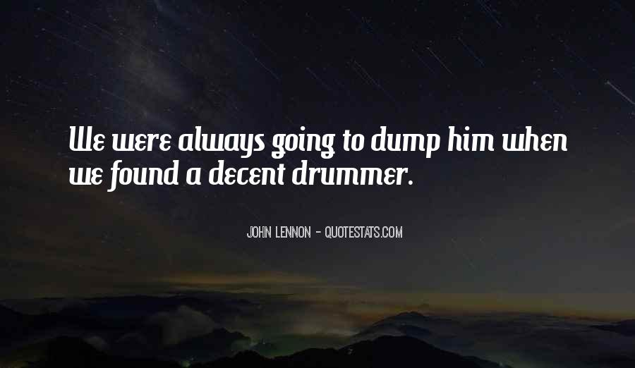 Why Did You Dump Me Quotes #132974