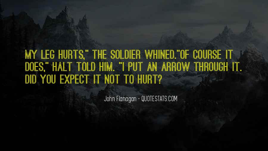 Why Do I Hurt So Much Quotes #7828