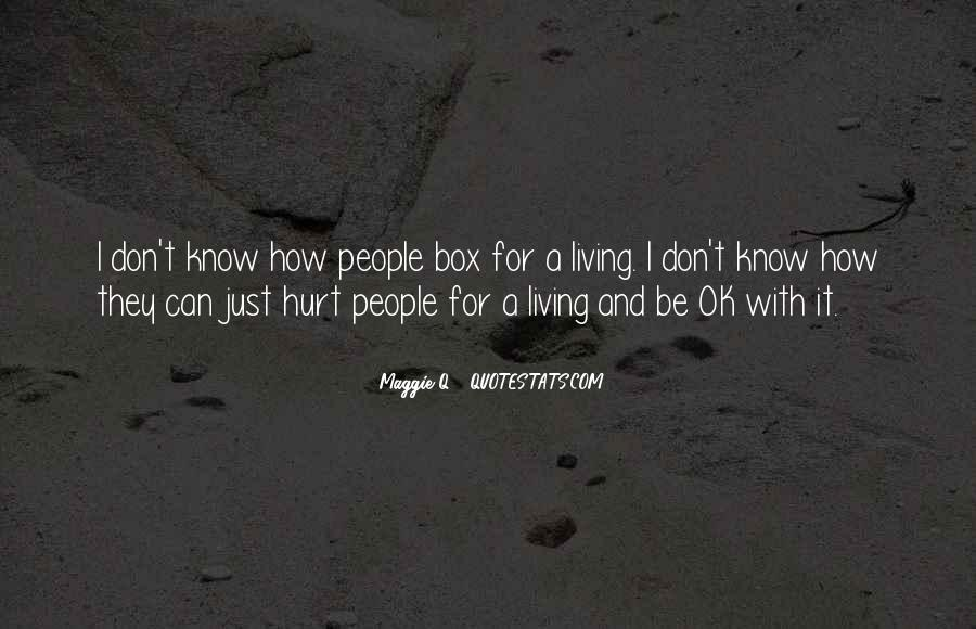 Why Do I Hurt So Much Quotes #9635