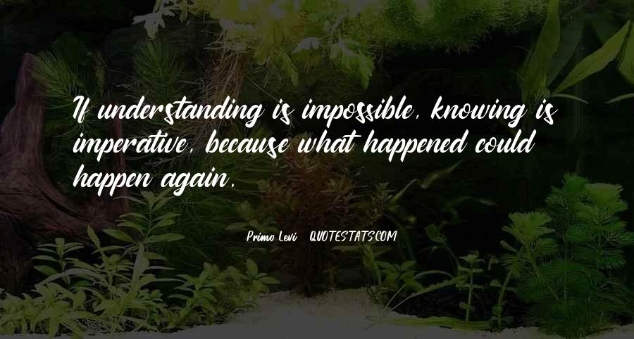 Why Do These Things Happen Quotes #2887