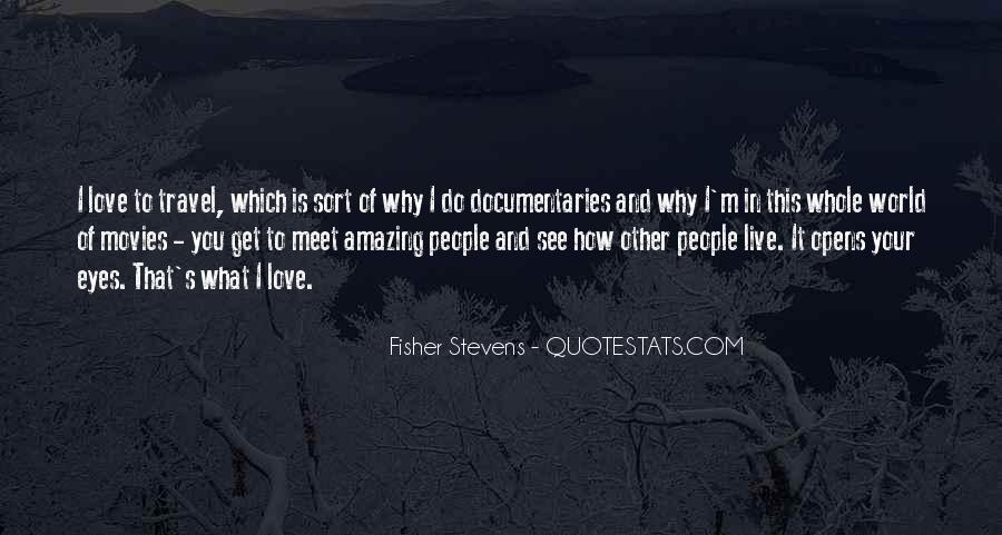 Why Do You Travel Quotes #1044713