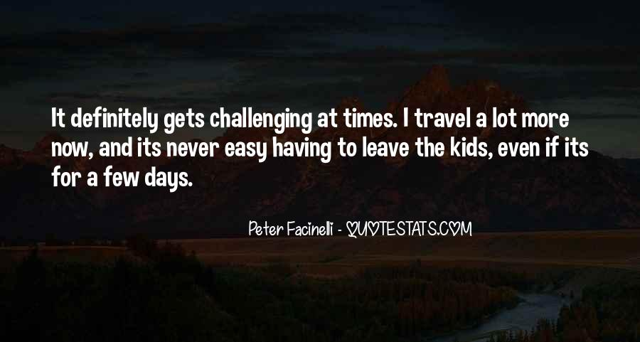 Why Do You Travel Quotes #2225