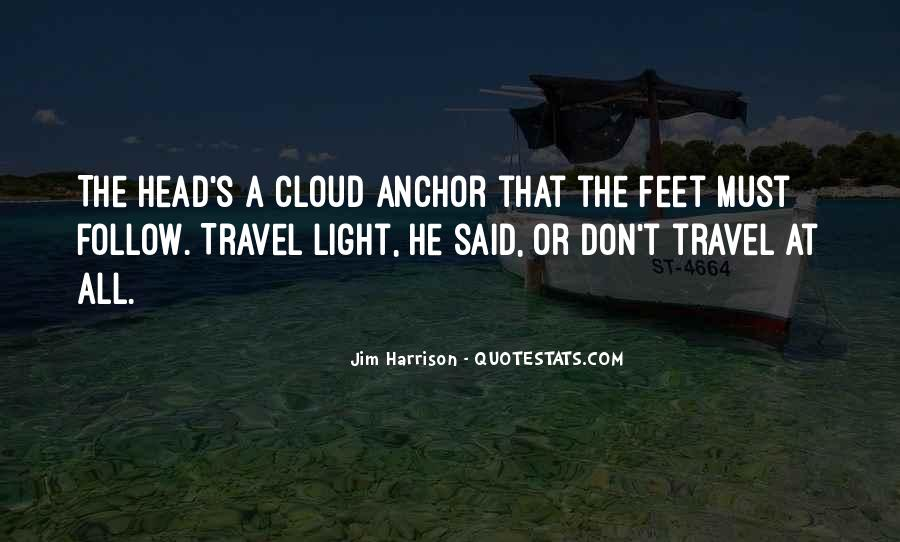Why Do You Travel Quotes #3949