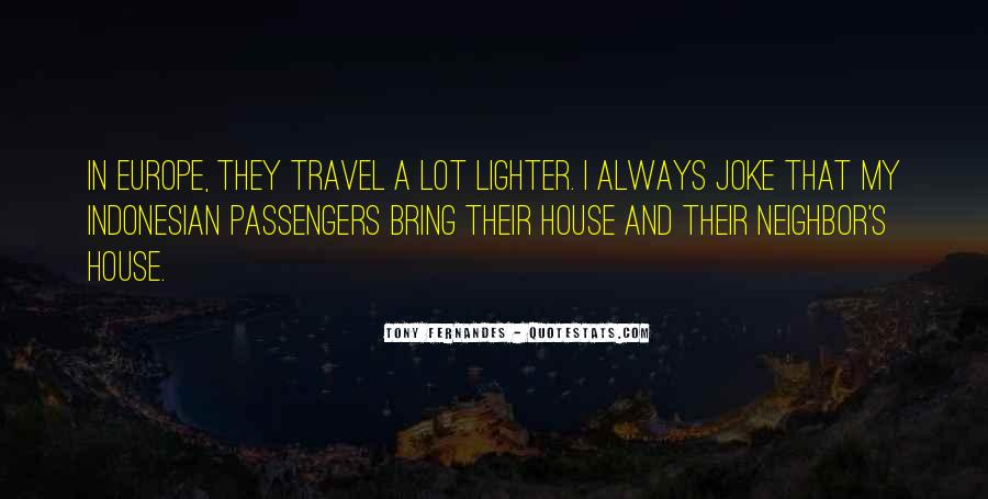 Why Do You Travel Quotes #5230