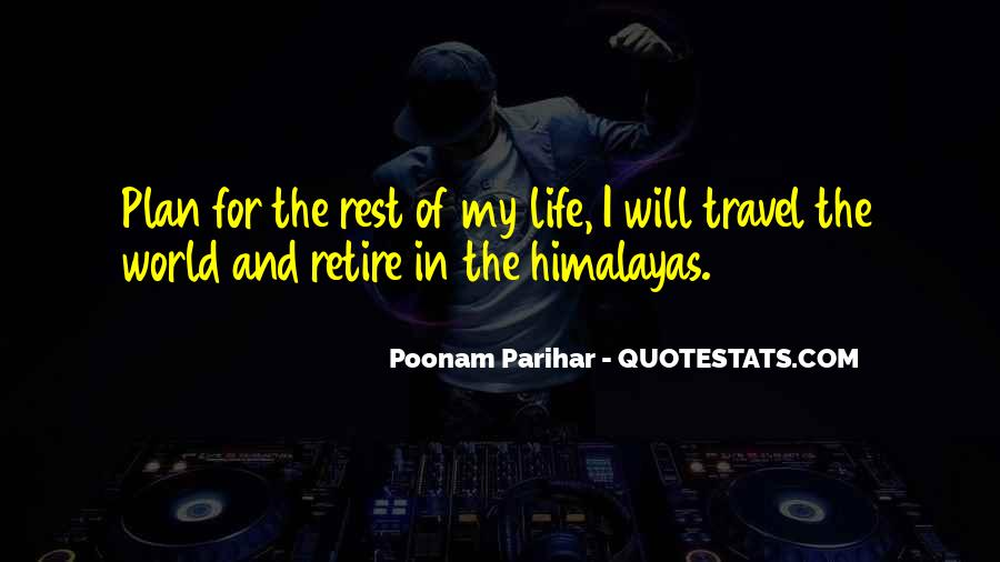 Why Do You Travel Quotes #6514