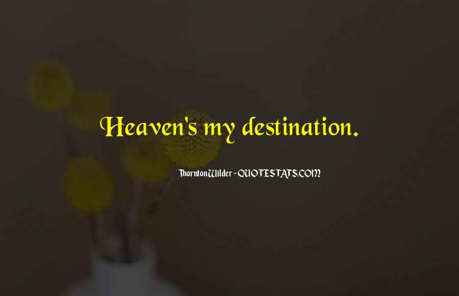 Why Do You Travel Quotes #6626