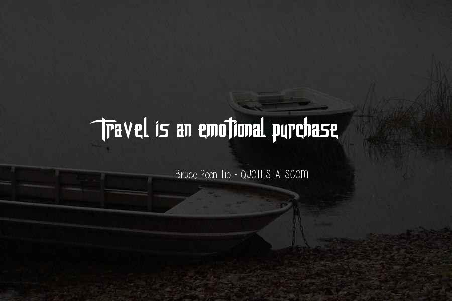 Why Do You Travel Quotes #8779