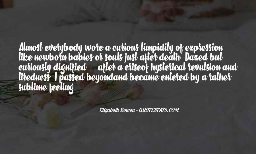 Quotes About Expression Of Feeling #1100386