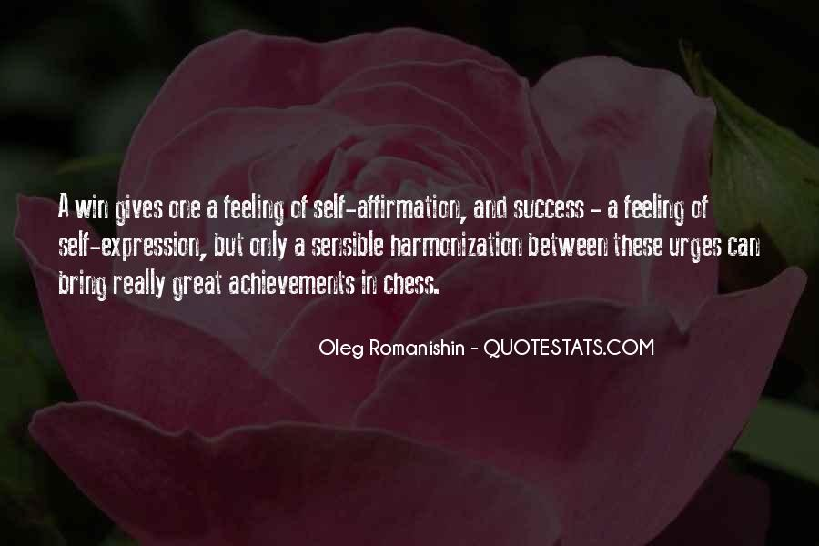 Quotes About Expression Of Feeling #523464