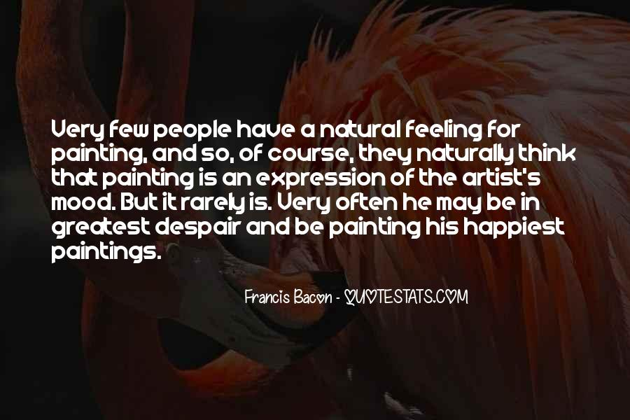 Quotes About Expression Of Feeling #738270