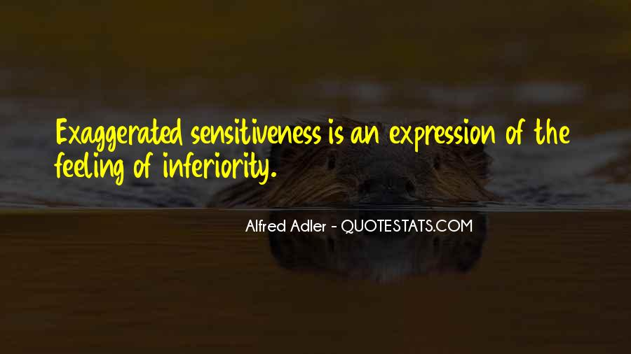 Quotes About Expression Of Feeling #925453