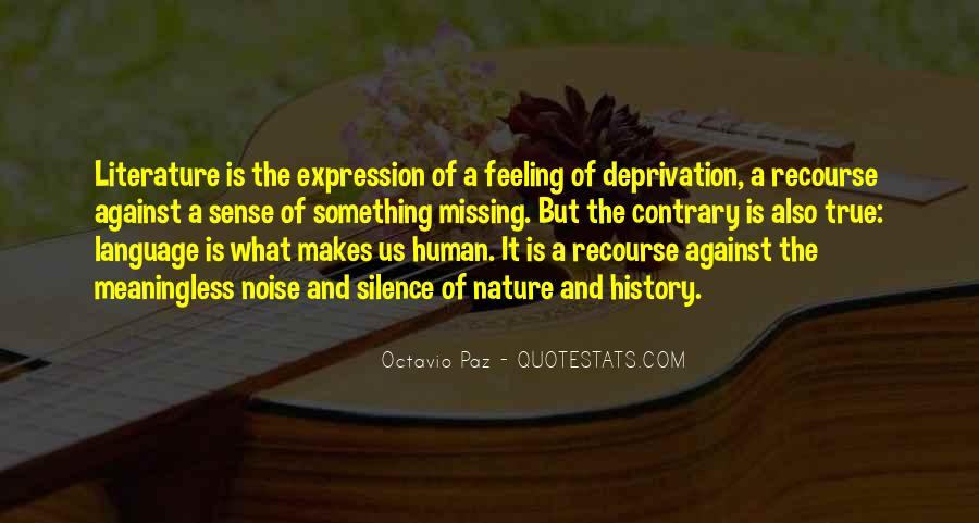 Quotes About Expression Of Feeling #947729