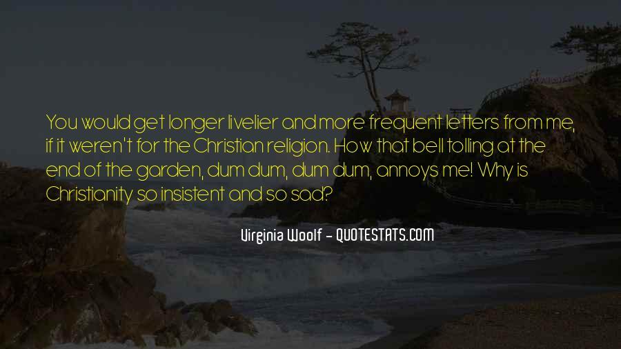 Why So Sad Quotes #1344541