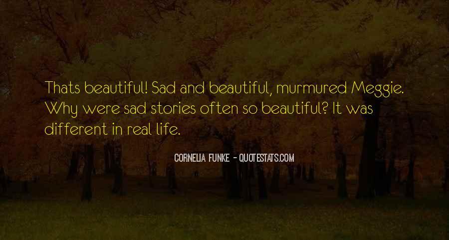 Why So Sad Quotes #151435