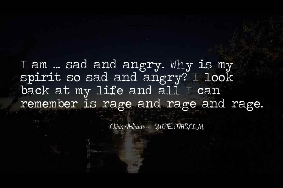 Why So Sad Quotes #536670