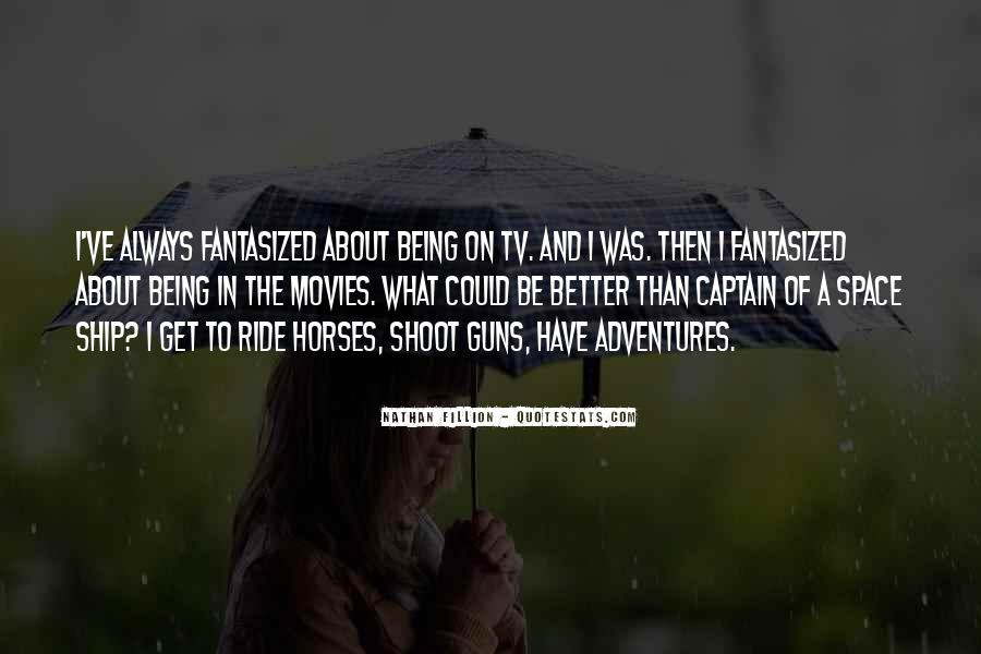 Why We Ride Horses Quotes #175828