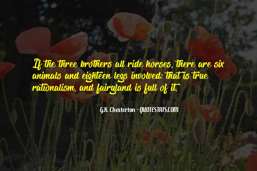 Why We Ride Horses Quotes #254689