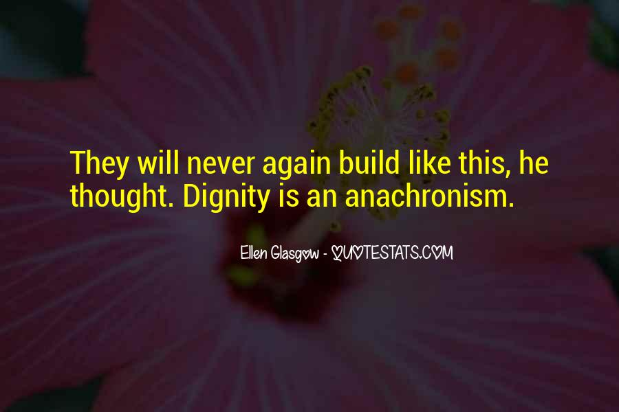 Quotes About Anachronism #1712300