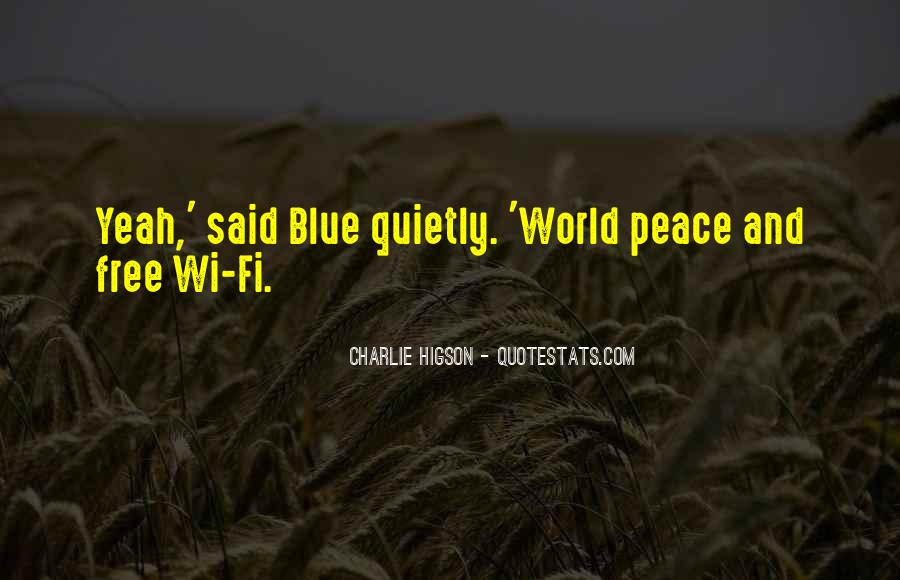 Wi Fi Quotes #13502