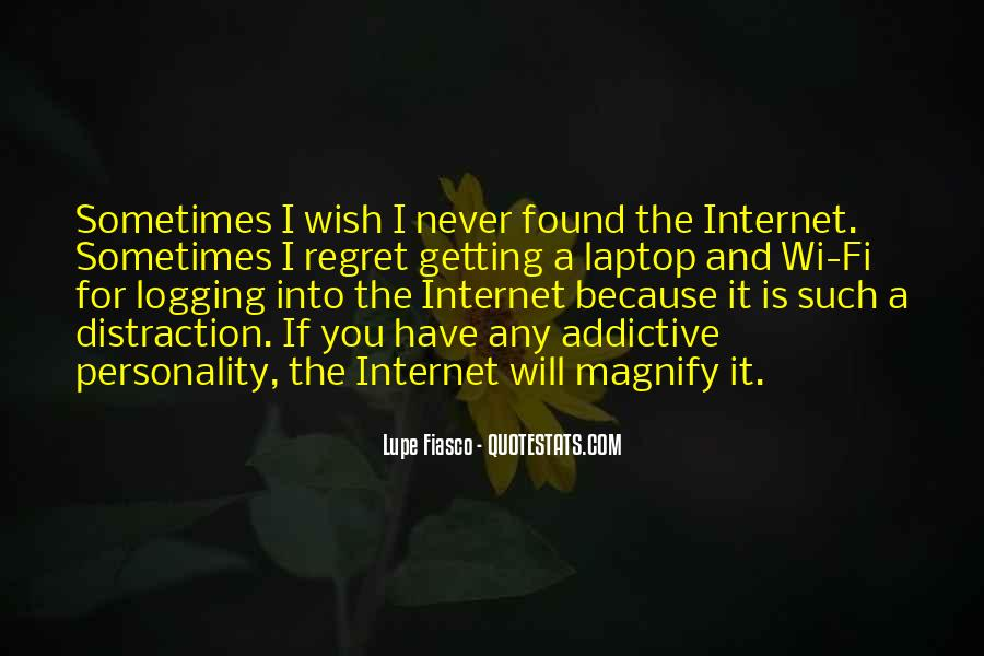 Wi Fi Quotes #1502418