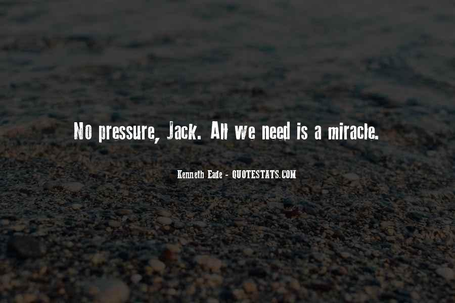 Quotes About A Miracle #100403