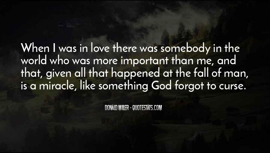 Quotes About A Miracle #111371