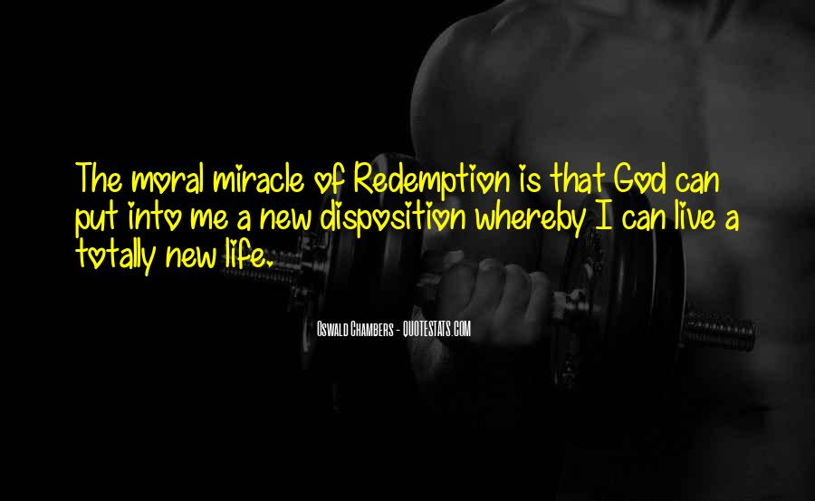 Quotes About A Miracle #28396