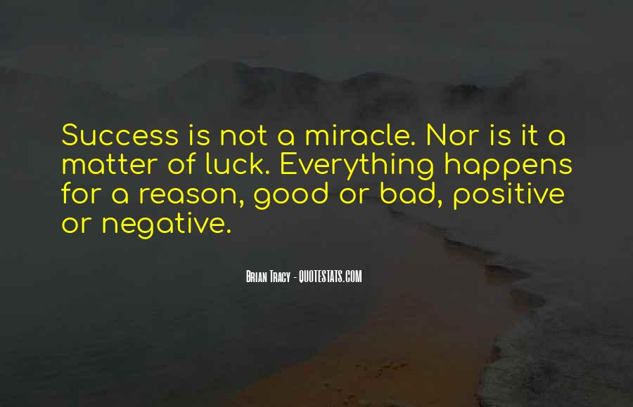 Quotes About A Miracle #39430