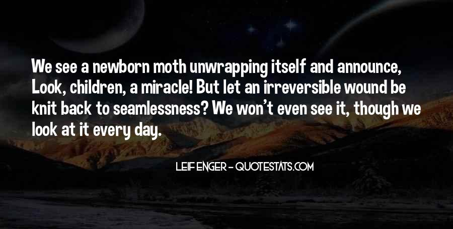 Quotes About A Miracle #45375