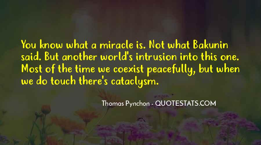 Quotes About A Miracle #50716