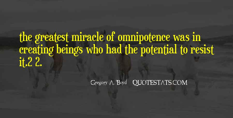 Quotes About A Miracle #74816